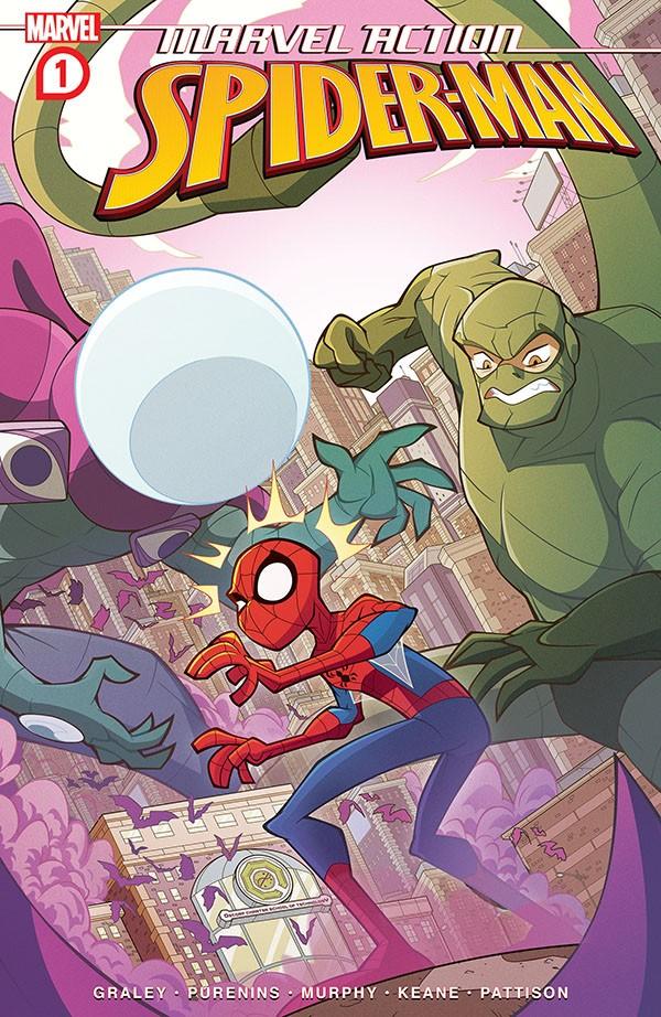 Marvel Action Spider-Man 1