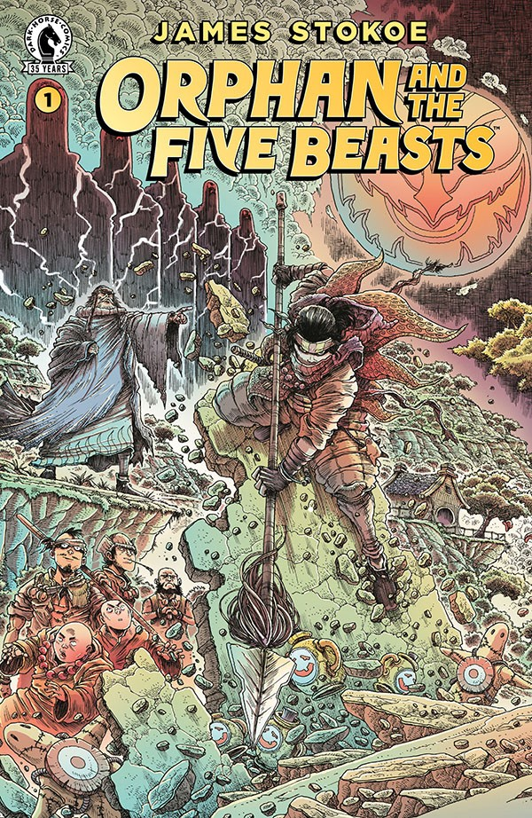 Orphan and the Five Beasts 1