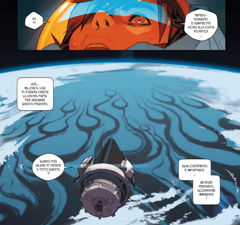 Fumetti Bao: è uscito Prism di Matteo De Longis