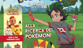 Pokémon magazine (Panini, apr. 2021)