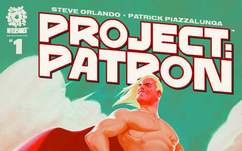 First Issue Presents: Project Patron #1