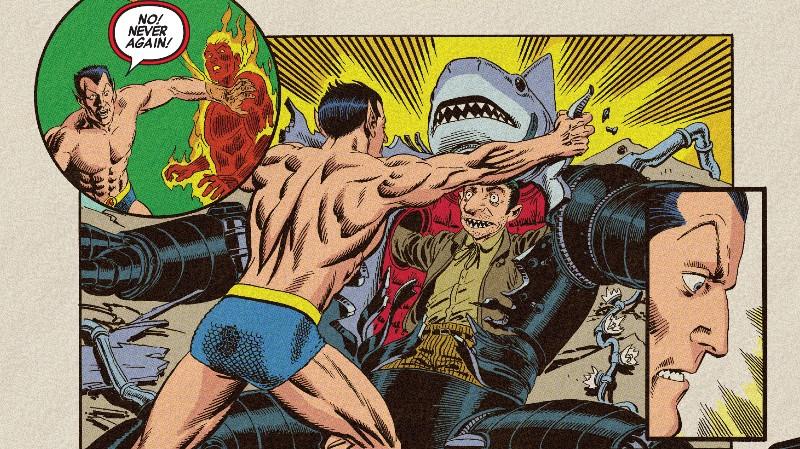 Marvels Snaphots #1: (AA.VV.)