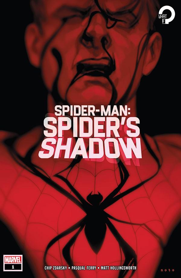 Spider-Man - The Spider's Shadow 1