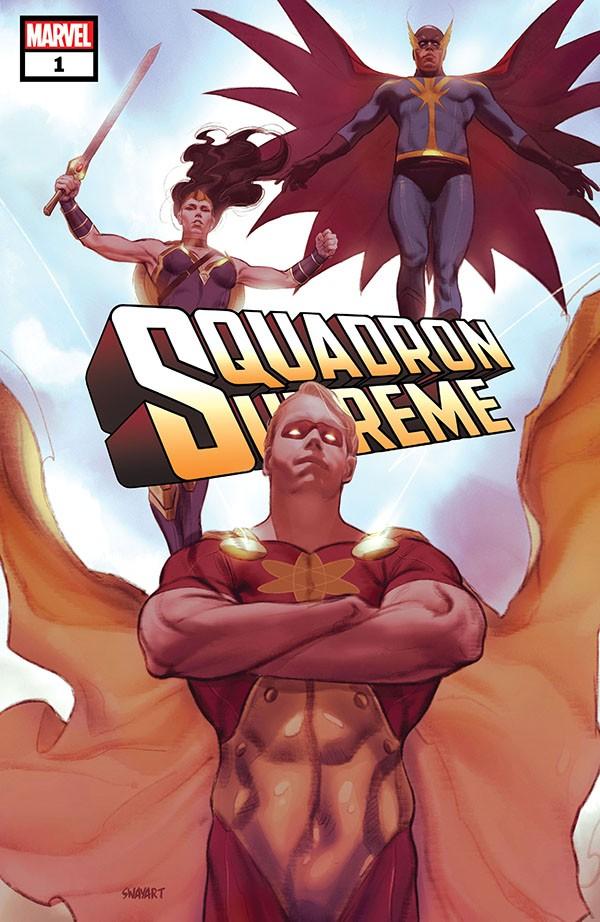 Squadron Supreme - Marvel Tales