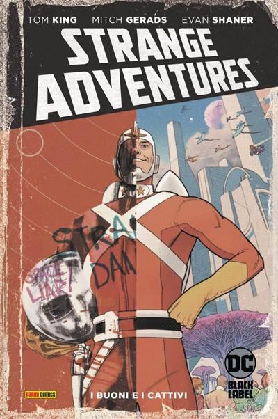 Strange Adventures cover