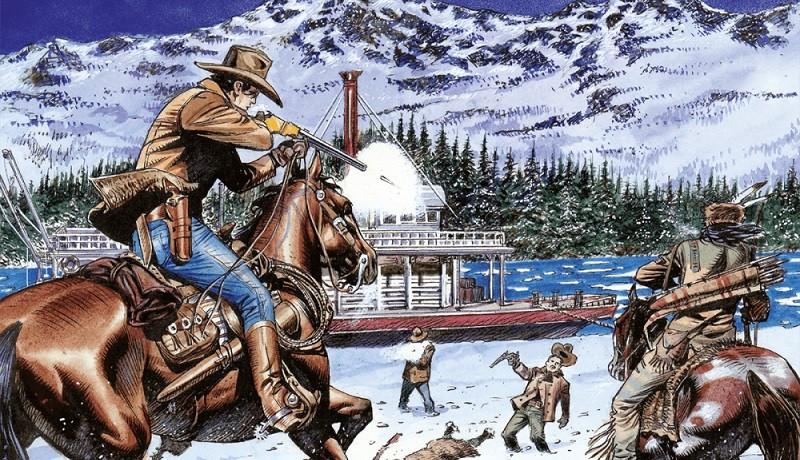 Tex Willer #29 – Sull'Alto Missouri (Boselli, Del Vecchio)