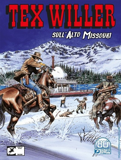 Tex Willer 29 cover