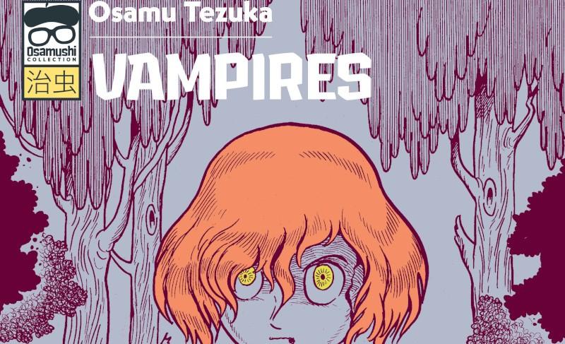 J-POP Manga presenta Vampires, nuova uscita della Osamushi Collection