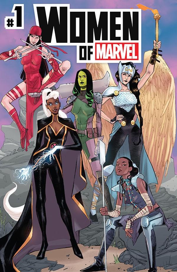 Women Of Marvel 1
