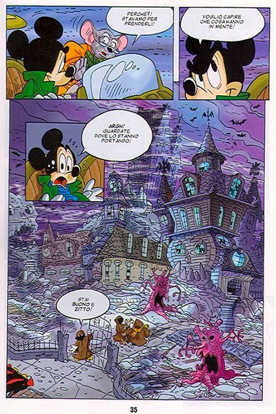 X-Mickey