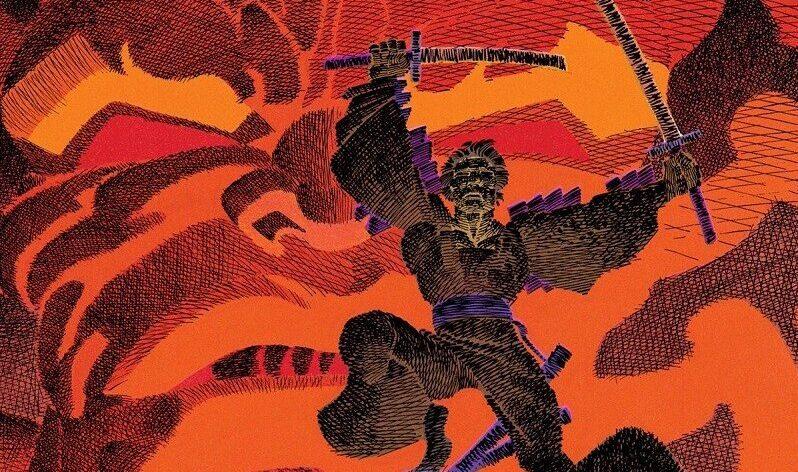 Ronin, una delle più rivoluzionarie opere a fumetti degli anni '80