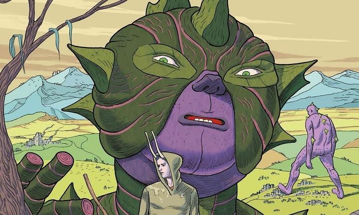 """E' uscito """"Epiphania"""" Vol. 3, il capitolo conclusivo della Graphic Novel di Ludovic Debeurme"""