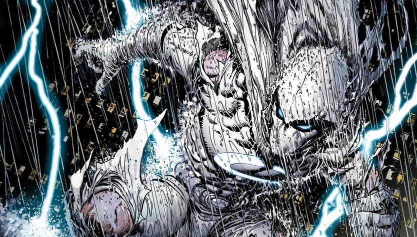 Marvel Comics annuncia nuova serie a fumetti di Moon Knight
