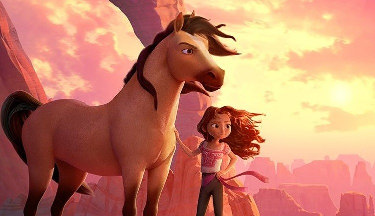 Il trailer ufficiale di Spirit Untamed