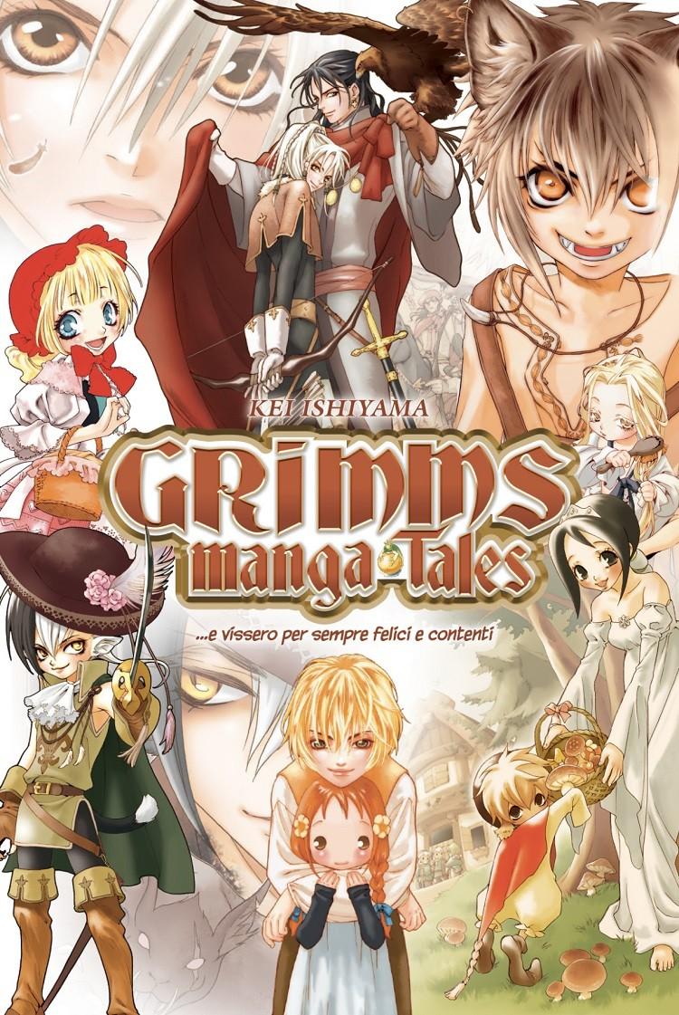 Grimm Manga Tales è il nuovo manga firmato Mangasenpai