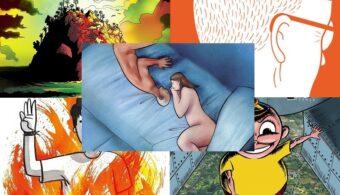 Lo Spazio Bianco consiglia: 5 fumetti per maggio 2021
