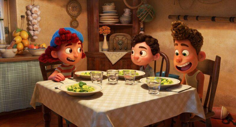 Luca – Le voci italiane del nuovo film Disney/Pixar