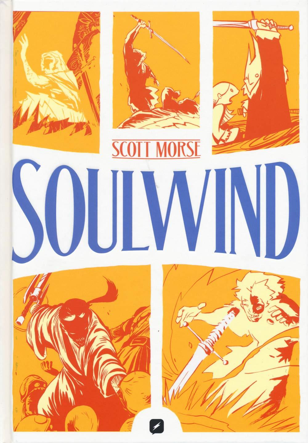 Scott Morse – Soulwind