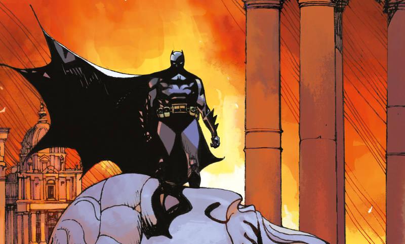 Evento DC Comics: Batman – il mondo