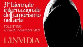 Biennale internazionale dell'umorismo nell'arte 2021 - IMG EVIDENZA