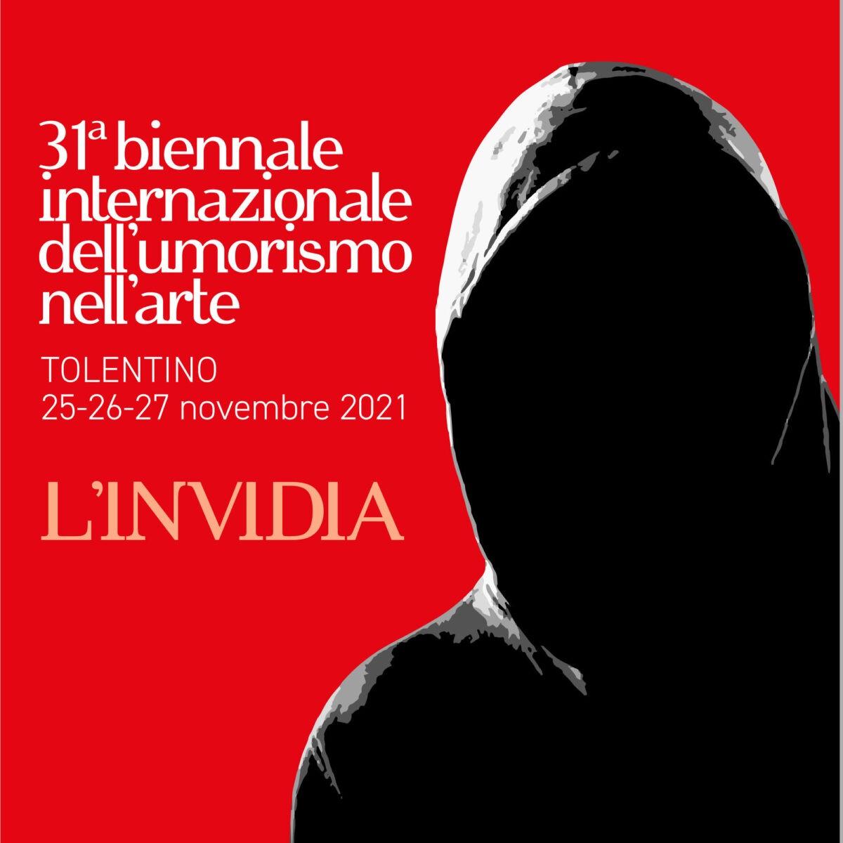 Biennale internazionale dell'umorismo nell'arte 2021