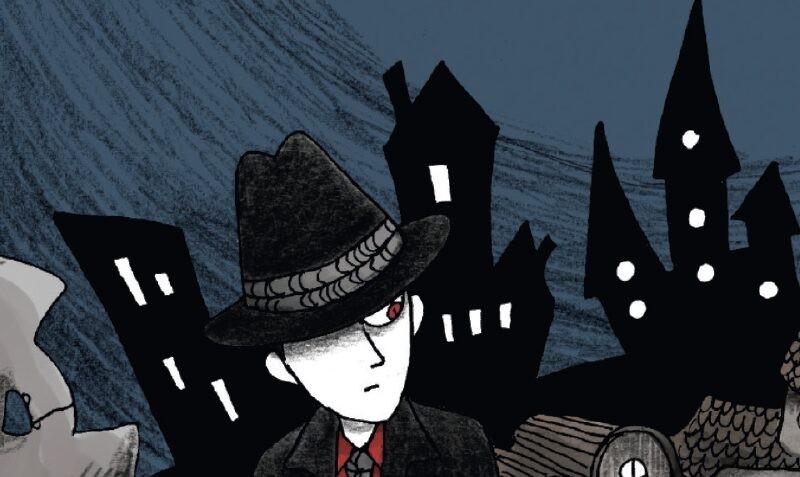 Black Terror (Mido Matsuri)