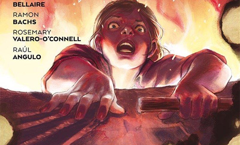 Buffy vol. 4 – Cerchio di fuoco (Bellaire, Valero O'Connell, Lopez, Bachs, Angulo)