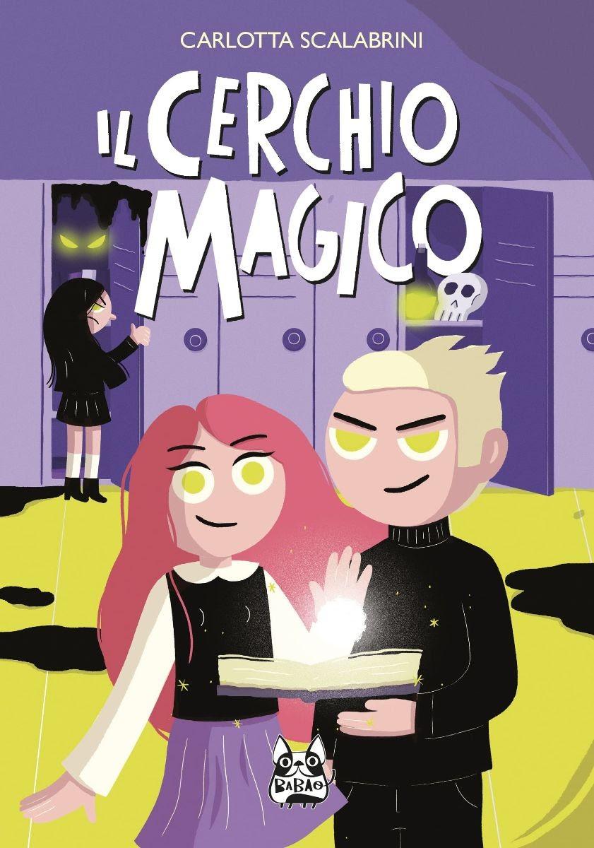 Cerchio magico_COVER
