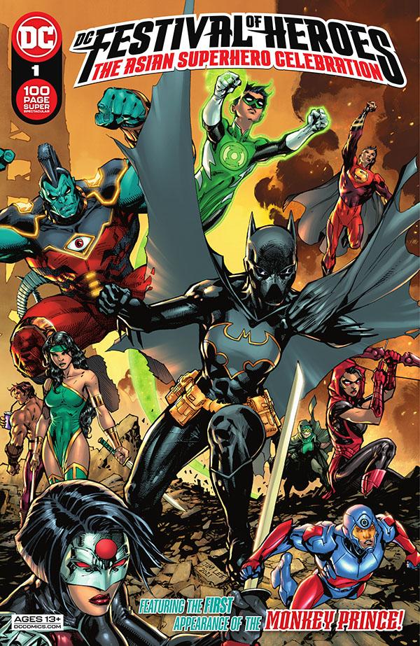 DC Festival of Heroes - The Asian Superhero Celebration 1