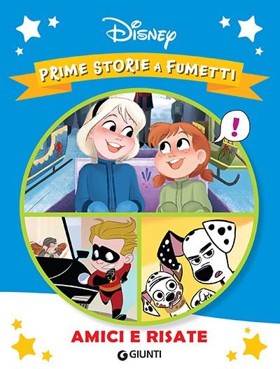 DisneyLibriGiunti_PrimeStorieFumetti_AmicieRisate_Cover