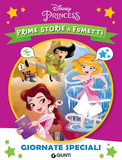 DisneyLibriGiunti_PrimeStorieFumetti_PRINCESS_GiornateSpeciali_Cover