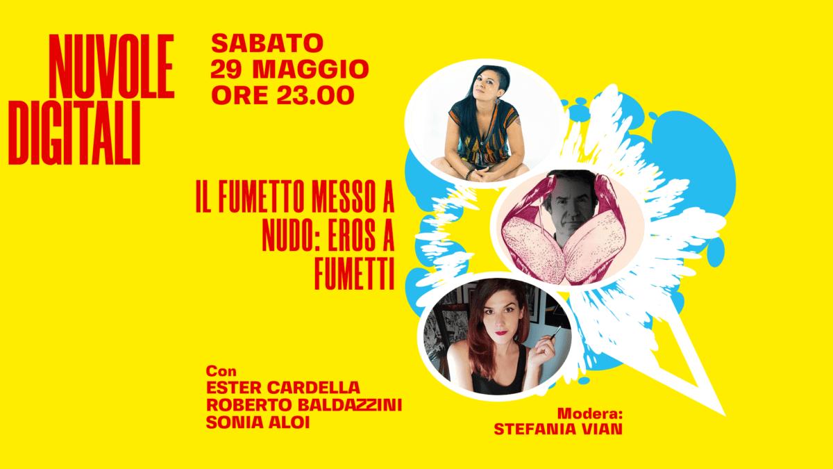 Roberto Baldazzini, Ester Cardella, Sonia Aloi
