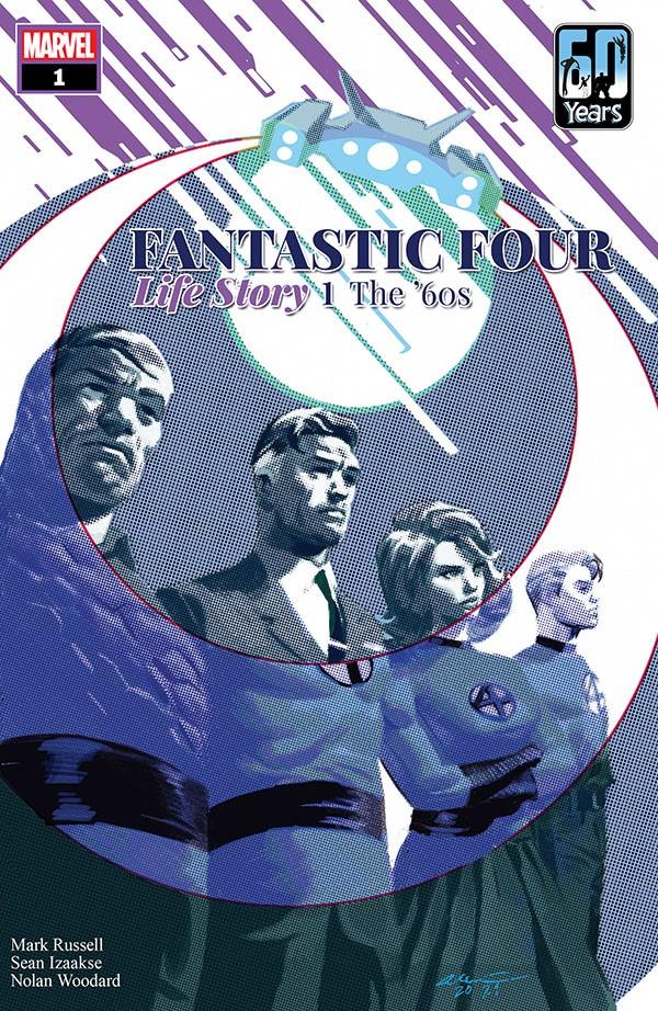 Fantastic Four - Life Story 1