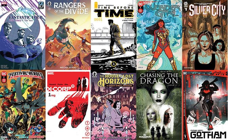 First Issue #85: corporazioni mutanti e sindacati temporali