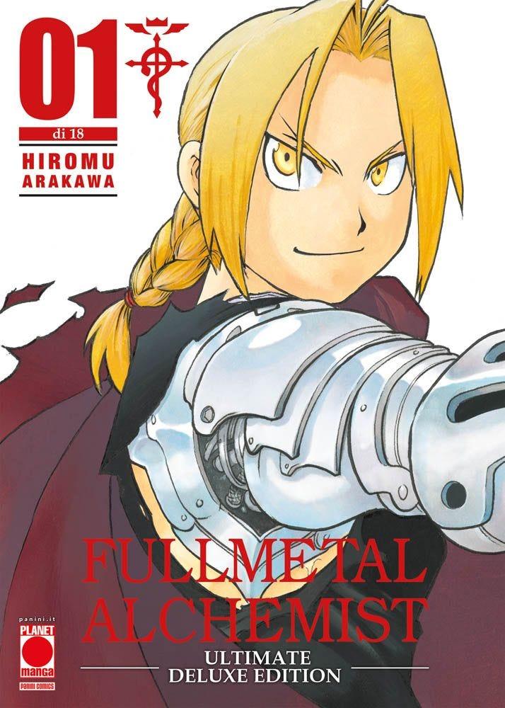 Fullmetal Alchemist Deluxe Edition 1 (Panini, mag. 2021)