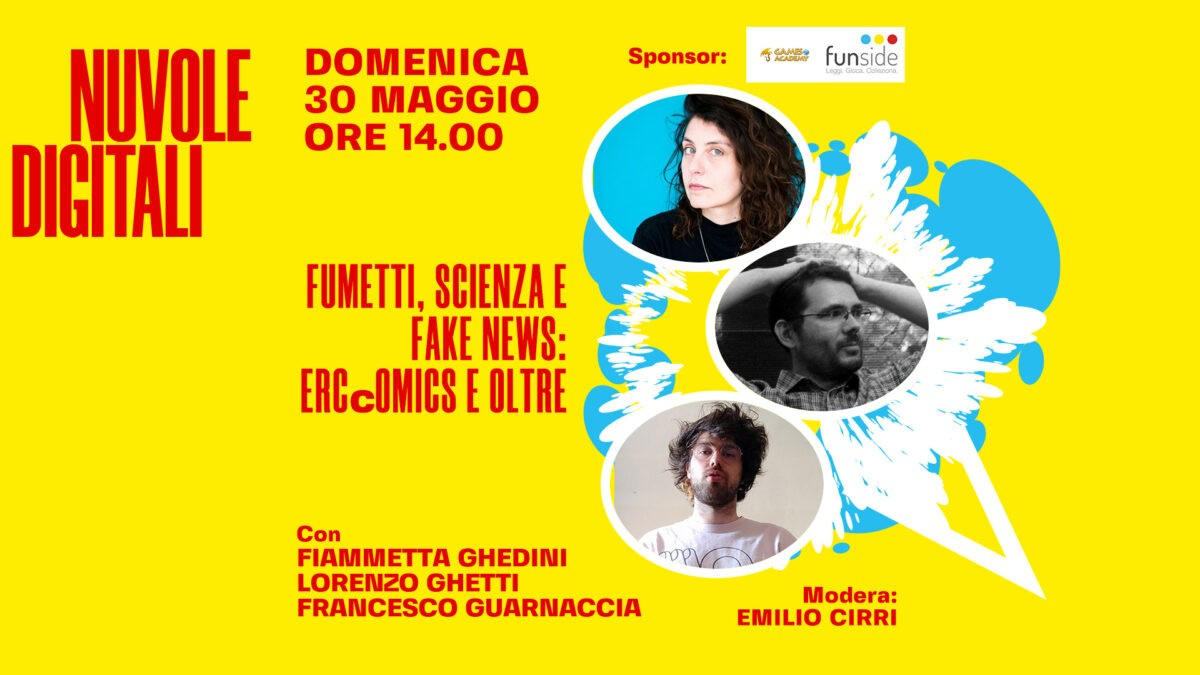 Fiammetta Ghedini, Lorenzo Ghetti, Francesco Guarnaccia
