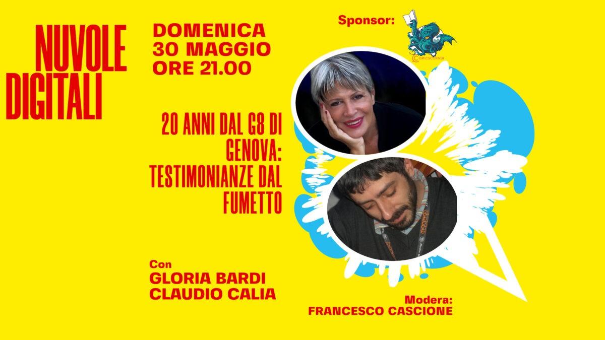 Gloria Bardi, Claudio Calia