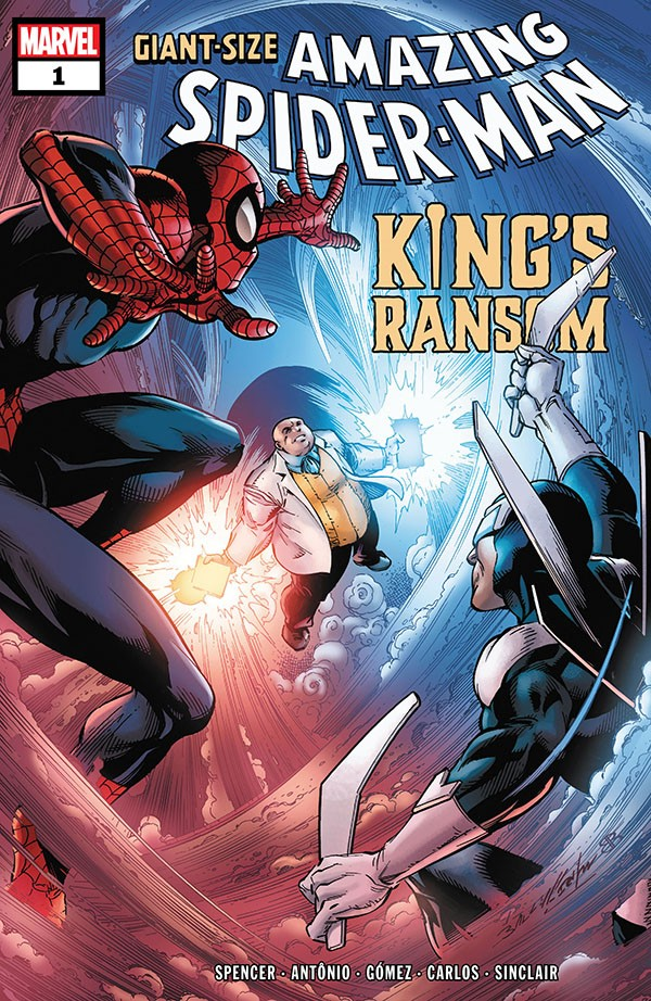 Giant Size Amazing Spider-Man - Kings Ransom 1