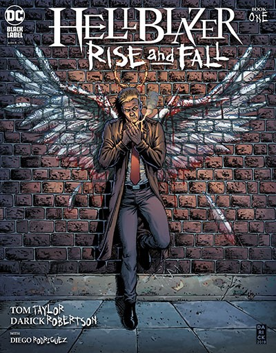 Hellblazer - Rise and Fall_cover