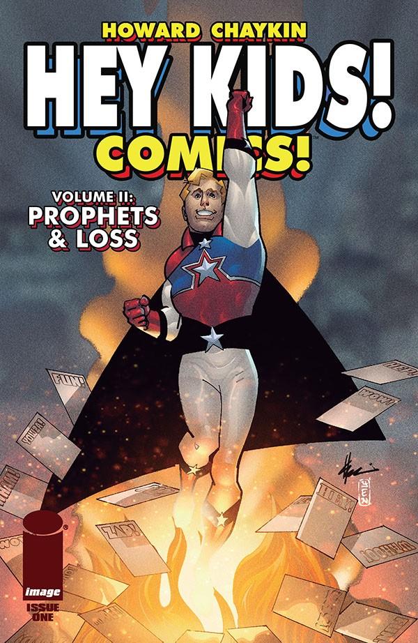 Hey Kids! Comics! v02 - Prophets & Loss 1