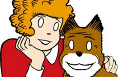 Harold Gray – Little Orphan Annie