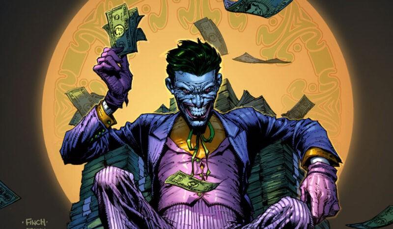 Joker: 80 anni di risate mortali