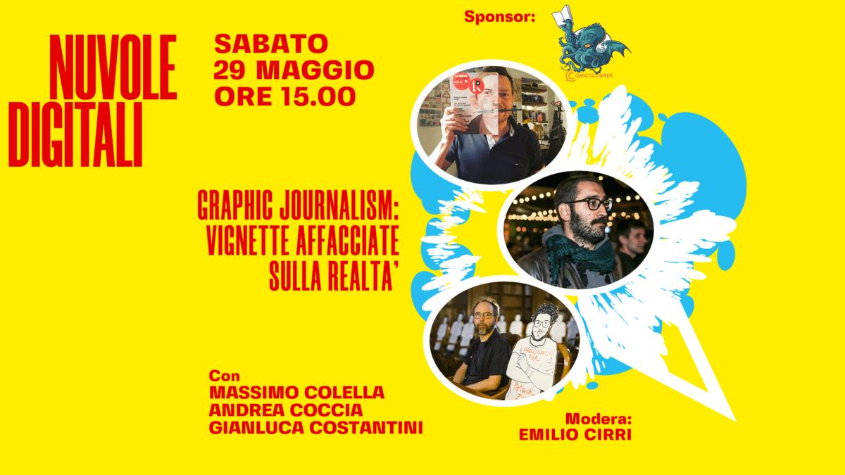 Andrea Coccia, Gianluca Costantini, Massimo Colella