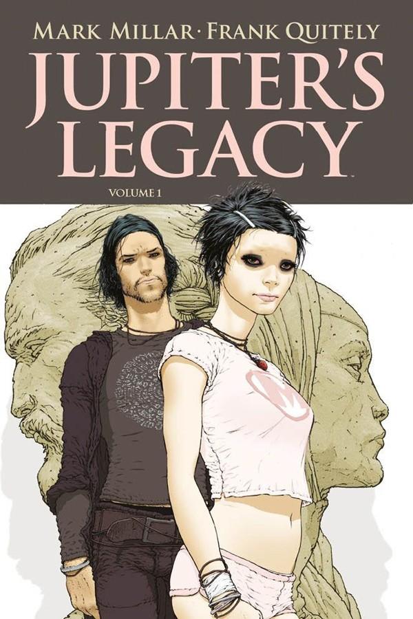 Jupiter Legacy cover 1