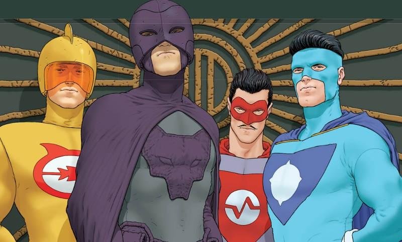 Jupiter's Legacy: i fumetti da avere per capire la serie