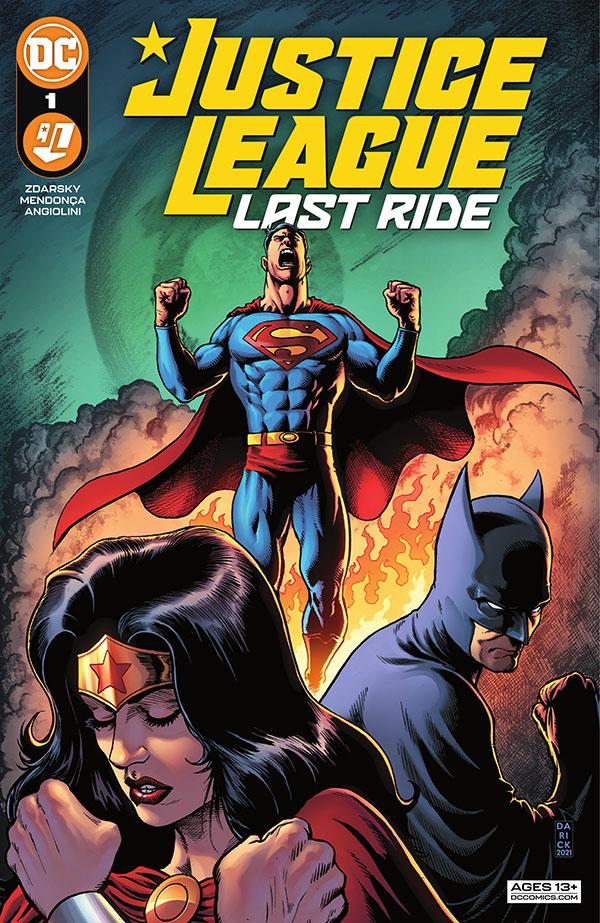 Justice League - Last Ride 1