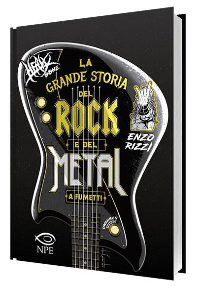 La grande storia del rock e del metal – omnibus edition