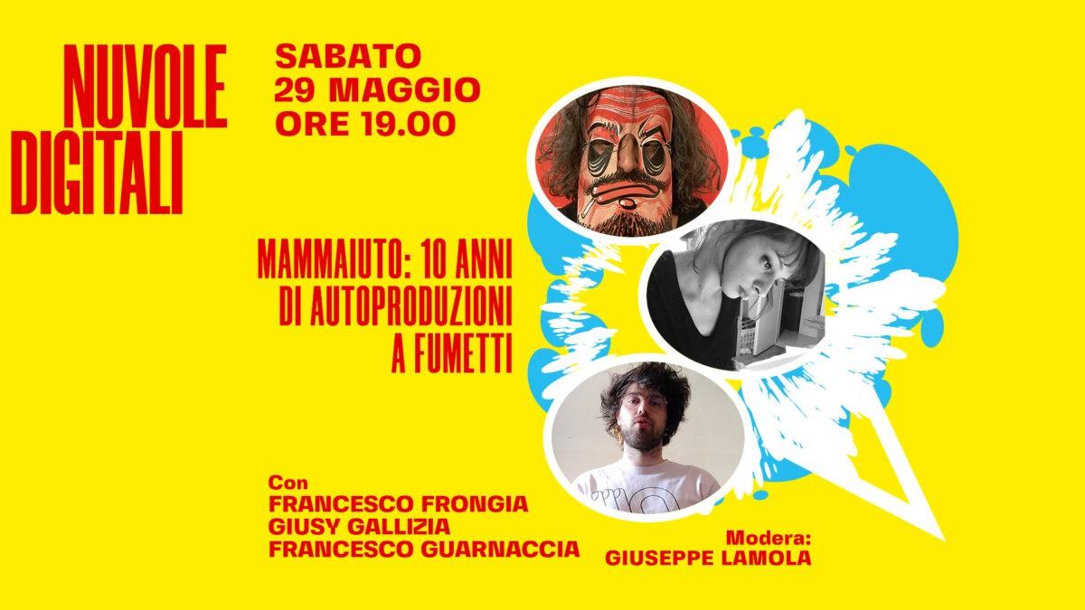 Giusy Gallizia, Francesco Frongia, Francesco Guarnaccia