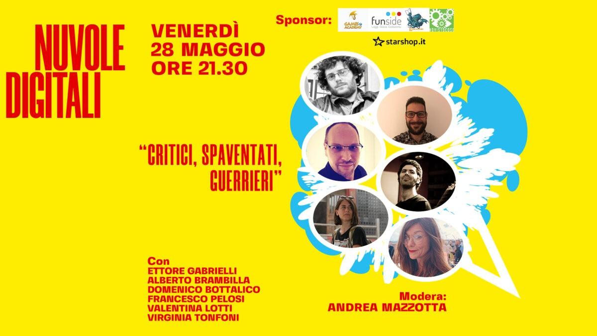 Virginia Tonfoni, Valentina Lotti, Francesco Pelosi, Domenico Bottalico, Alberto Brambilla, Ettore Gabrielli