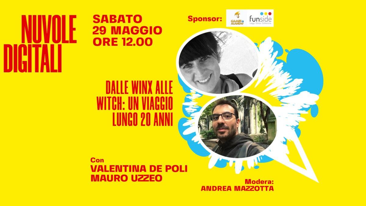 Mauro Uzzeo, Valentina De Poli